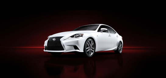 SUFS Auction Item - Lexus