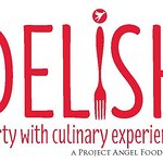 TV Stars Come Out for Project Angel Food's DELISH Party