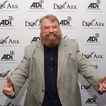 Brian Blessed Roars His Approval of Lion Ark