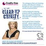 ITV's Loose Women Presenter Wants Animal Testing Banned