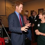 Prince Harry Attends Reception For MapAction
