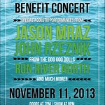 Jason Mraz To Perform At Rob Machado Foundation Benefit Concert