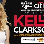 Kelly Clarkson To Rock For Musicians On Call