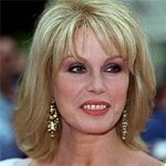 Joanna Lumley Helps Darfur Appeal