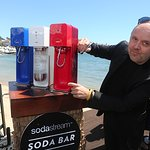 Get Your Hands On A SodaStream Signed By Metallica's Lars Ulrich