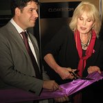 Joanna Lumley Funds Life-Saving Inventions