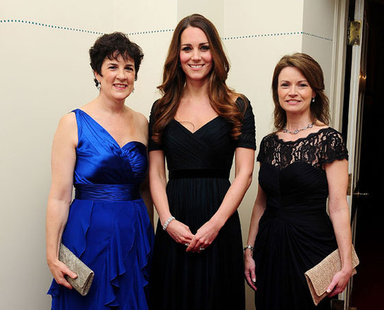 The Duchess of Cambridge attends the 100 Women in Hedge Funds Gala dinner