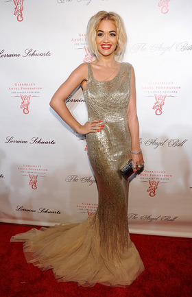 Rita Ora Rocks The Angel Ball