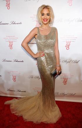 Rita Ora Rocks The Angel Ball