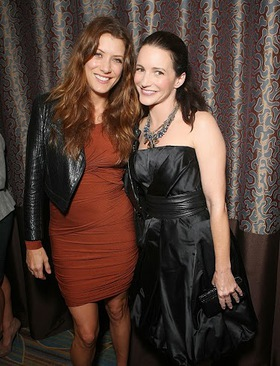 Kate Walsh and Kristin Davis