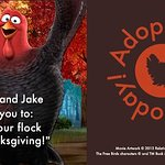 Free Birds And Adopt A Turkey Today!