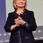 Hillary Clinton Speaks At Pennsylvania Conference For Women