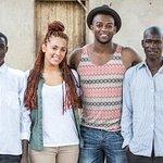 JLS Star Oritsé Williams Visits Uganda With Comic Relief