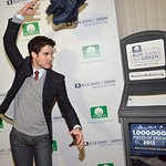 Stars Celebrate Blue Jeans Go Green