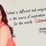 Debra Messing Joins Everyone Matters Campaign