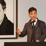 Benedict Cumberbatch Attends British GQ's 25th Anniversary Gala Dinner