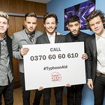 One Direction And Jamie Oliver Support Typhoon Haiyan Celebrity Telethon