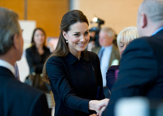The Duchess of Cambridge attends the Resilience and Emotional Strength in Schools Forum