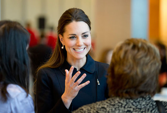 The Duchess of Cambridge attends the Resilience and Emotional Strength in Schools Forum, organised by the charity Place2Be
