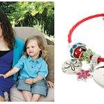 Mayim Bialik Creates Charity Bracelet