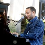 John Legend Plays It Forward