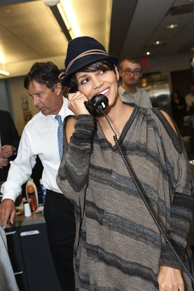 Halle Berry at ICAP Charity Day