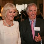 Duchess Of Cornwall Honors Henry Winkler As Literacy Hero