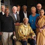 The Elders Honor Memory Of Their Founder, Nelson Mandela