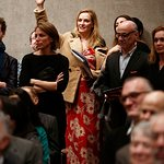 Uma Thurman Attends Tibet House US Benfit Auction