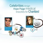 Celebrities Design Medical IDs for Charities