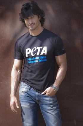 Vidyut Jammwal - PETA India Sexiest Vegetarian