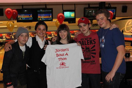 Jordan Van Vranken's Charity Bowl-a-Thon