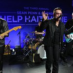 U2 Performs At Sean Penn's Star-Studded Help Haiti Home Gala
