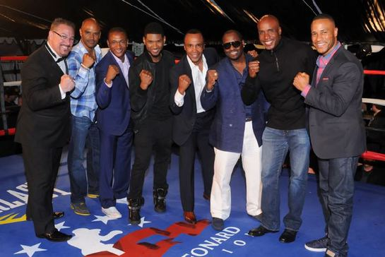The Annual Big Fighters, Big Cause Charity Fight Night & Auction Is A Star-Studded Affair