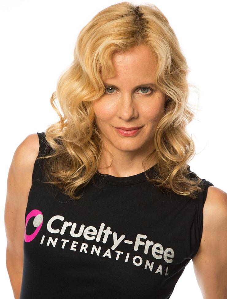 Lori Singer for Cruelty Free International