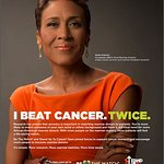 Robin Roberts Participates In New PSA With Be The Match And Stand Up To Cancer‏