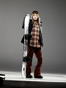 Amy Purdy Snowboarding / Paralympian