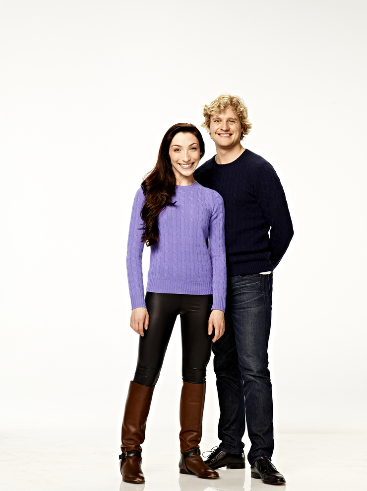 Charlie White and Meryl Davis  Figure Skating / Ice Dance