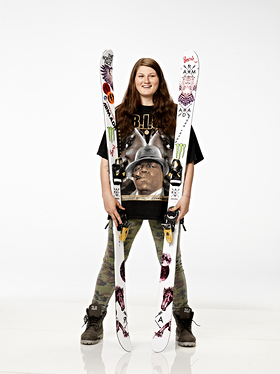Devin Logan Freeskiing - Halfpipe/Slopestyle