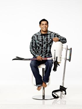 Rico Roman - Sled Hockey / Paralympian
