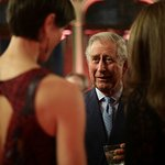 Prince Charles Attends Leadership Reception