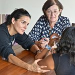 UNICEF Ambassador Angie Harmon Visits Nicaragua