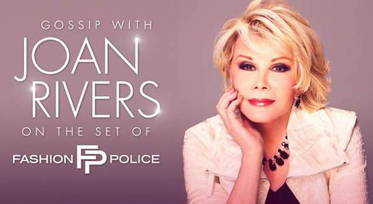 Meet Joan Rivers With Omaze