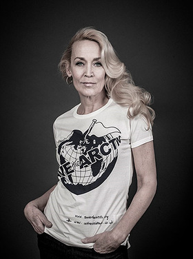 Jerry Hall - Save The Arctic