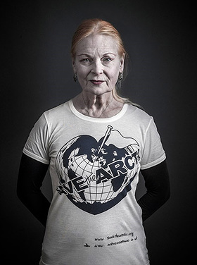 Vivienne Westwood - Save The Arctic
