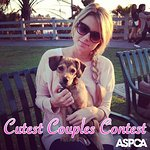 ASPCA Launches Valentine's Day Contest With Ali Fedotowsky To Promote Adoption