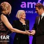 Vanessa Redgrave Honored At Star-Studded amfAR Gala