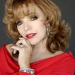 Joan Collins Judges Photography Contest For Charity