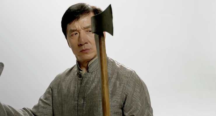 Jackie Chan - WildAid's Tools Of The Trade