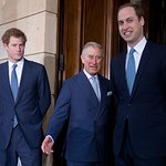 Prince Charles, Prince William And Prince Harry Attend Illegal Wildlife Trade Conference